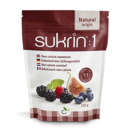 Sukrin:1 (2 Pack) - All Natural Sugar Substitute (Ale Sugar)