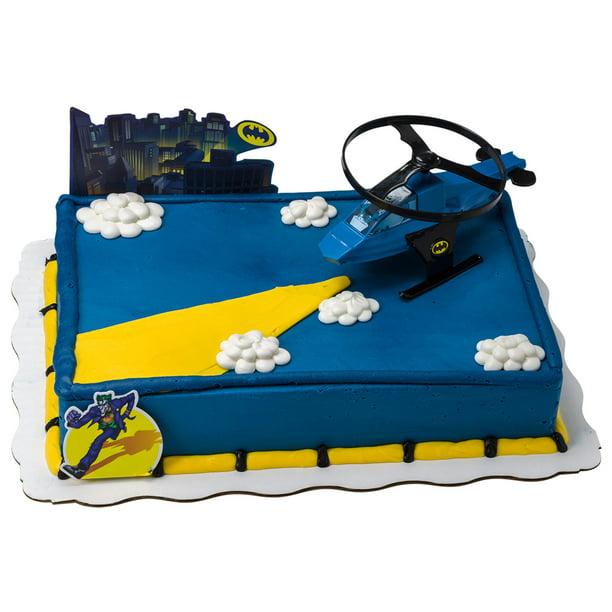 Amazing Batman Chase Is On Kit Cake Walmart Com Walmart Com Personalised Birthday Cards Cominlily Jamesorg