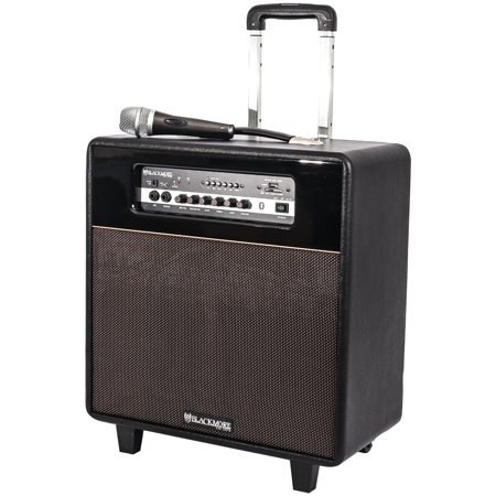 Blackmore Pro Audio BRS-2009 Portable 3-Way PA - Portable Audio Equipment