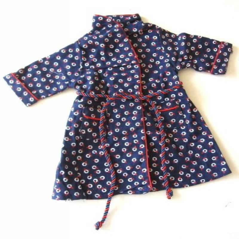 "American Girl Molly's Blue Robe for 18"" Doll Retired by"