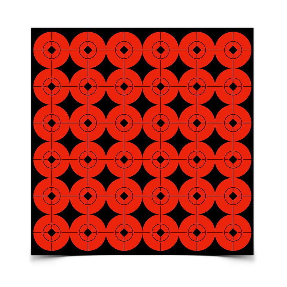 """Target Spots® 3"""" Target - 40 targets"""