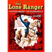 The Origin of the Lone Ranger by NOSTALGIA FAMILY