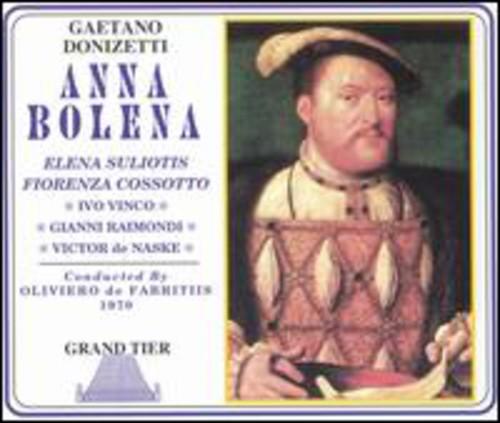 Donizetti: Anna Bolena / Various