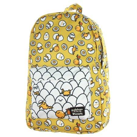 Loungefly Gudetama Multi Pose AOP Backpack
