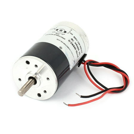DC 12V 7W 3000RPM Brushed Motor Replacement 40mm Diameter 65mm Height