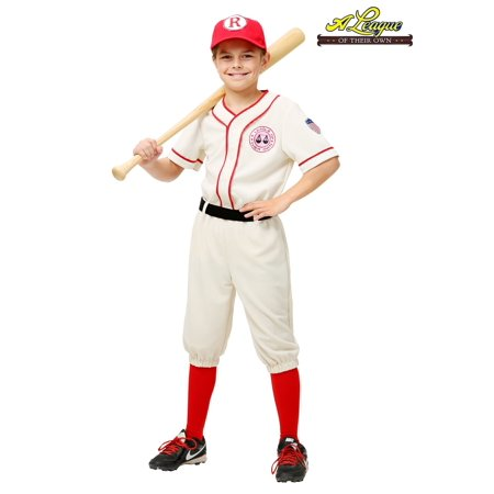 Jimmy Halloween Costume (A League Of Their Own Child Jimmy)
