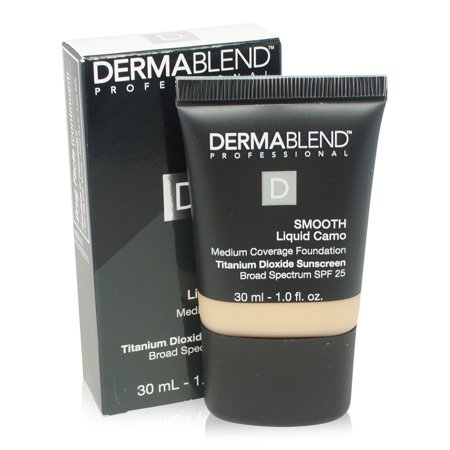 Dermablend Smooth Liquid Camo Foundation Cream 1 Oz