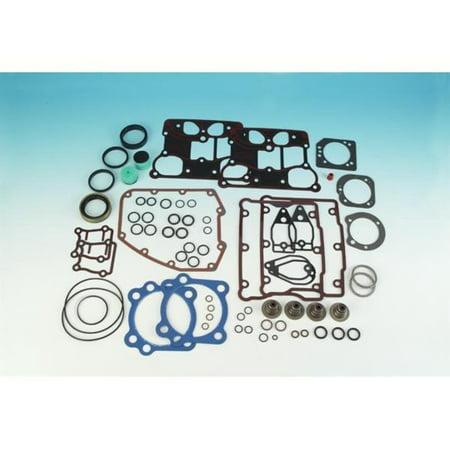 Teflon Nozzle Gasket (James Gasket 17055-05-X Complete Motor Gasket Set with .036in. Teflon Head Gasket with FireRing Armor )