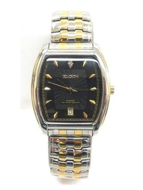 bfd8d26f503 ... On Time Watches. Free shipping. Product Image Men s Two-tone expansion  Black Dial FG109 Genuine Diamond