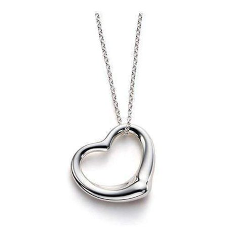 Discount Heart - CLEARANCE - Sweet Heart Necklace - Choose your color All 3 Discounted