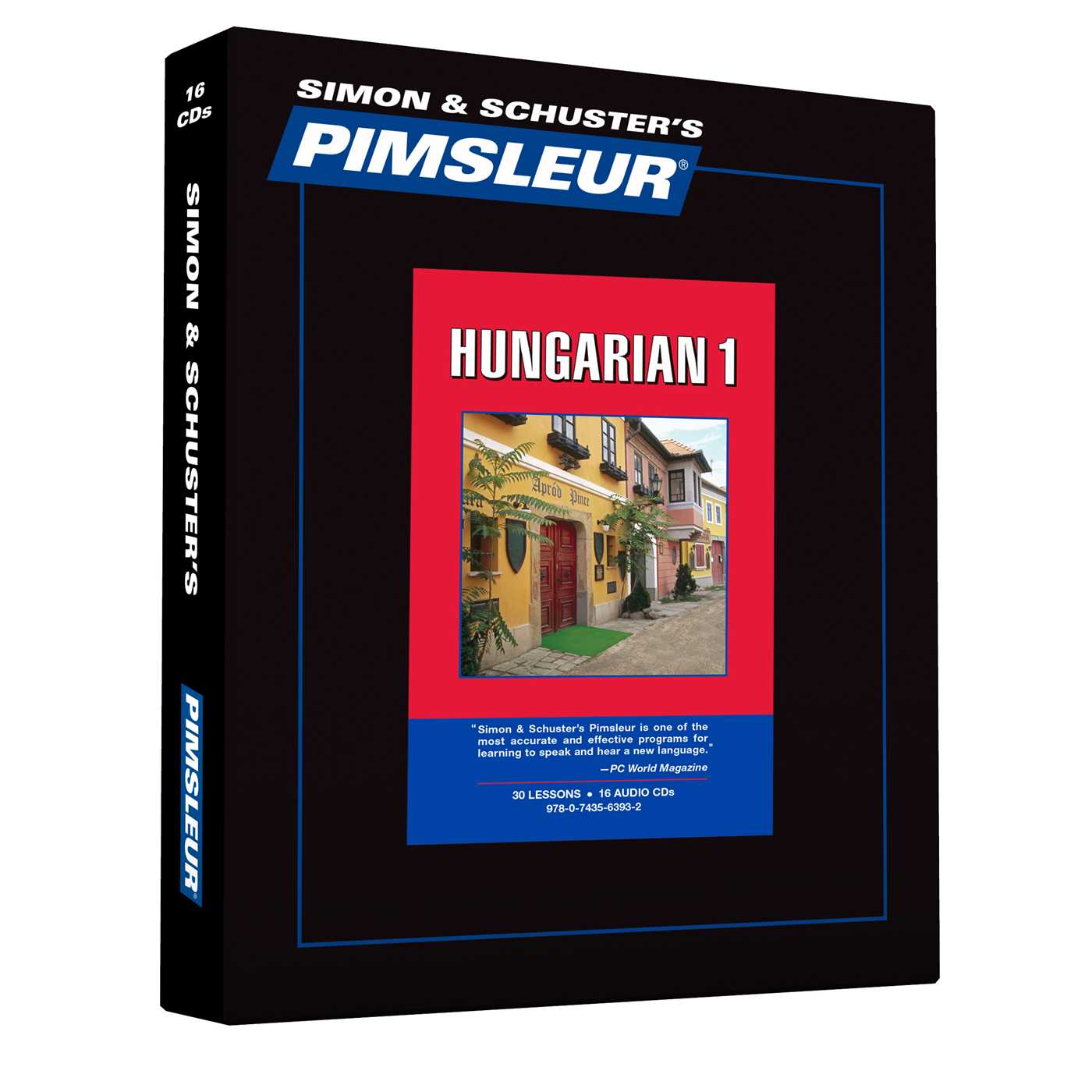 Pimsleur Hungarian Level 1 CD : Learn to Speak and Understand Hungarian with Pimsleur Language Programs