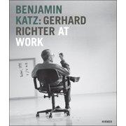 Benjamin Katz : Gerhard Richter at Work
