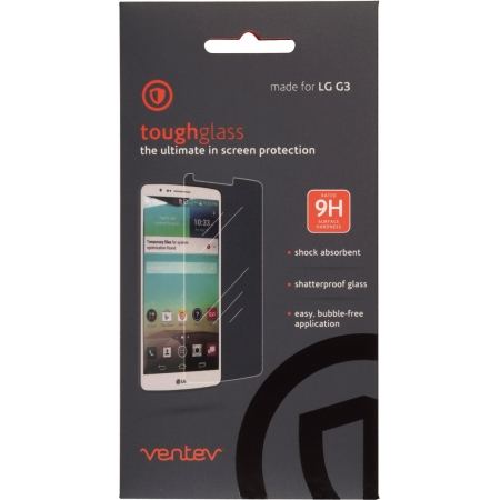 Ventev - toughglass Screen Protectors-LG G3