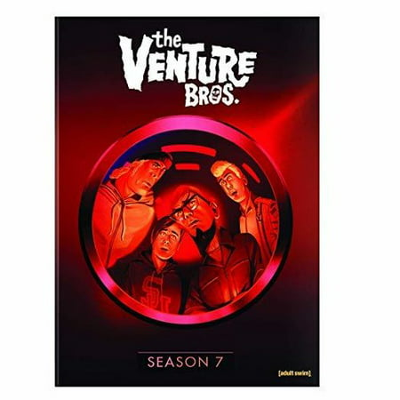 Venture Bros: The Complete Seventh Season (DVD) ()
