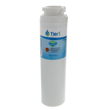 Tier1 Replacement for GE MSWF SmartWater, 101820A Refrigerator Water (Best Water Filter For Ge Mswfs)