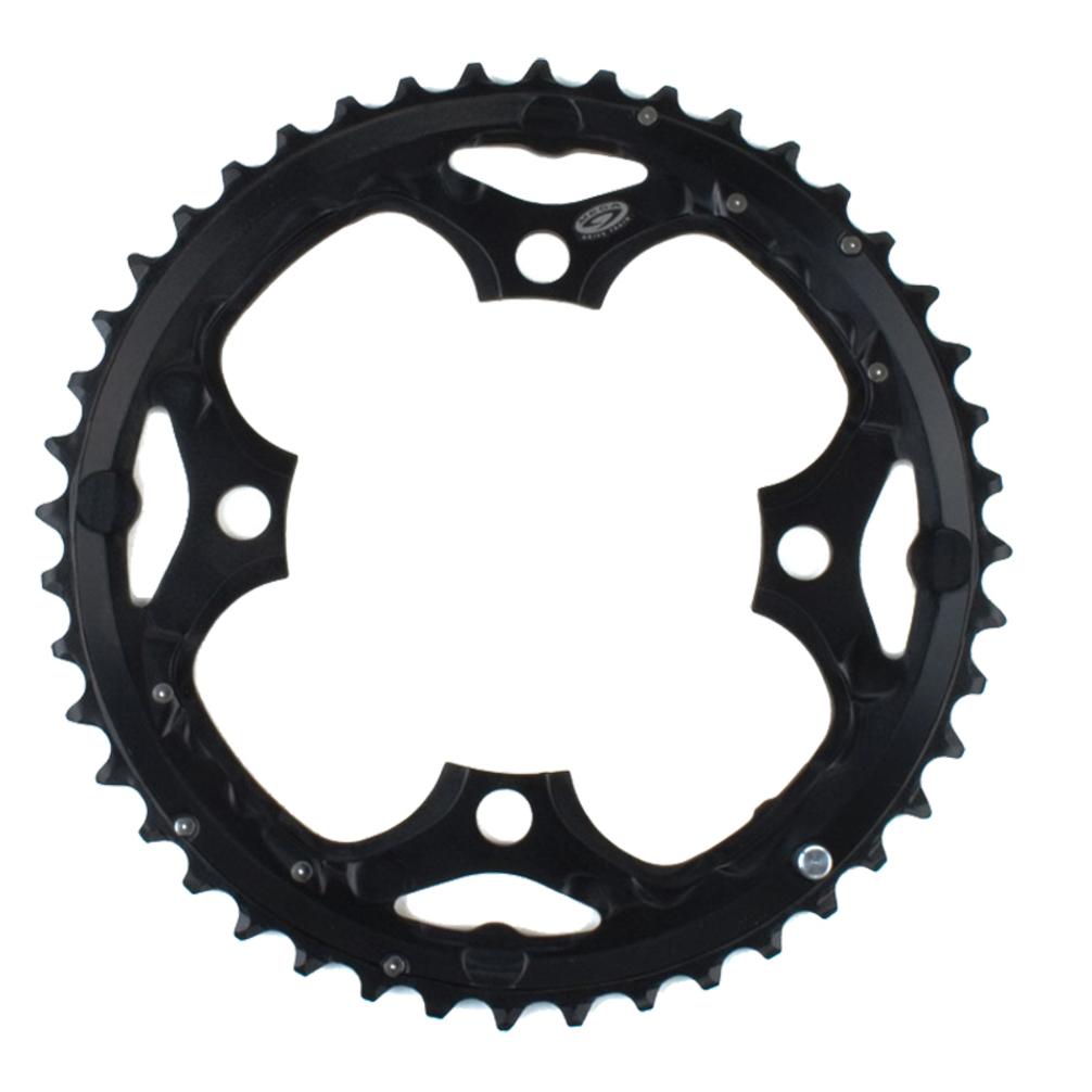 LX T671 24t 64mm 10-Speed Inner Chainring Black Shimano SLX M660-10