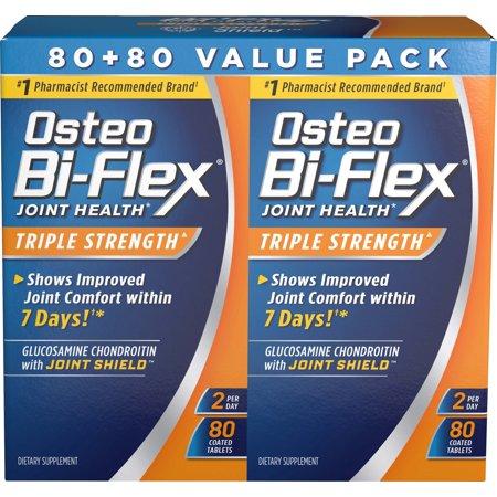 Osteo Bi-Flex® Triple Strength, 80ct x 2 Coated Tablets