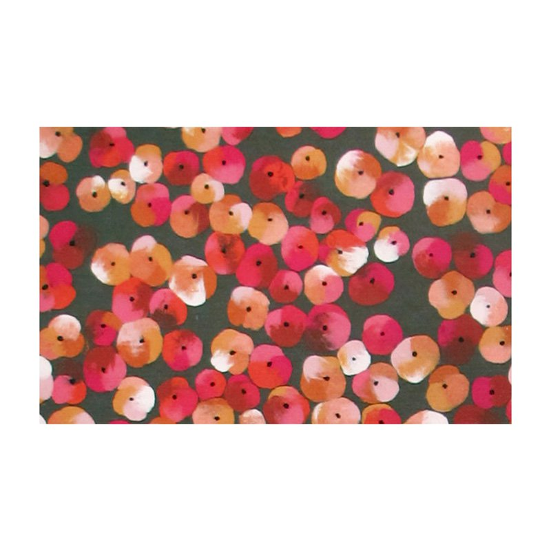 Liora Manne Visions III Pansy Doormat by Supplier Generic