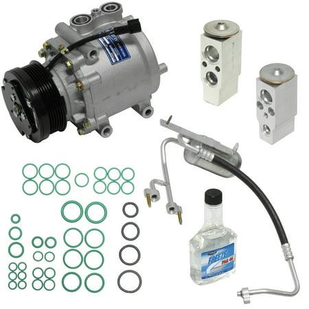New A/C Compressor and Component Kit 1051300 - (Navigator Air Suspension Compressor)