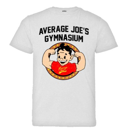 PleaseMeTees™ Youth Average Joe's Gymnasium Dodgeball Logo HQ Tee
