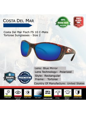 20552f35b5 Product Image Costa Del Mar Fisch C-Mate Tortoise Sunglasses
