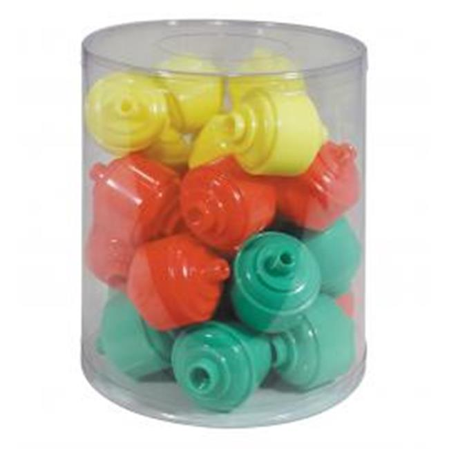 A E S Industries Ad323-25 Cookie Jar 25Pack Display by