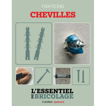 Techniques de base - Fixations : chevilles (L'essentiel du bricolage) - (Bricolage D'halloween)