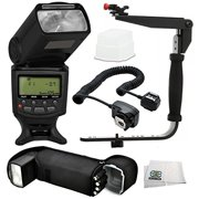 Best Flash For Canon 5d Mark Iis - Best Value Professional E-TTL Auto-Focus Dedicated Flash Review