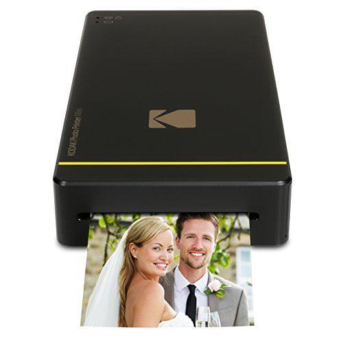 "Kodak Mini Mobile Wi-Fi & NFC 2.1 x 3.4"" Photo Printer wi..."