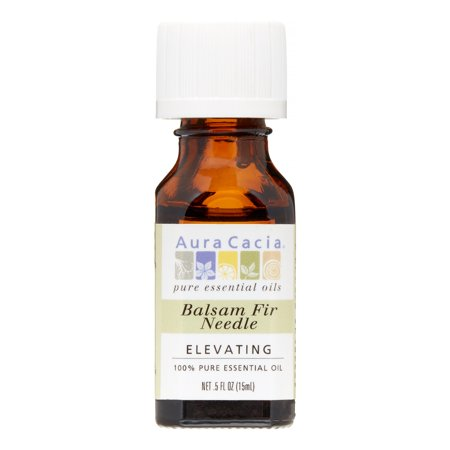 Aura Cacia Essential Oil, Balsam Fir Needle, 0.5 Fl - Balsam Home Fragrance