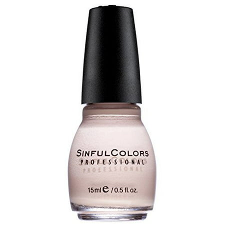 SinfulColors Professional Nail Color 300 Easy Going, 0.5 Fl Oz - Really Easy Halloween Nails
