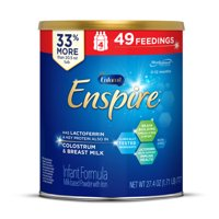 Enfamil Enspire Infant Formula with MFGM & Lactoferrin, a Protein found in Colostrum - Powder Can, 27.4 oz