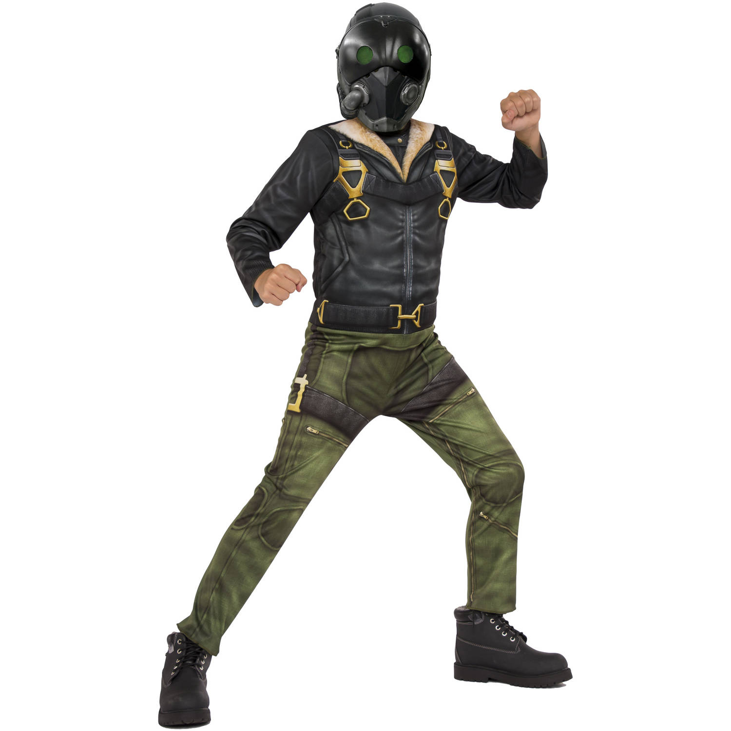 Spider-Man Homecoming Vulture Child's Costume, Small (4-6)