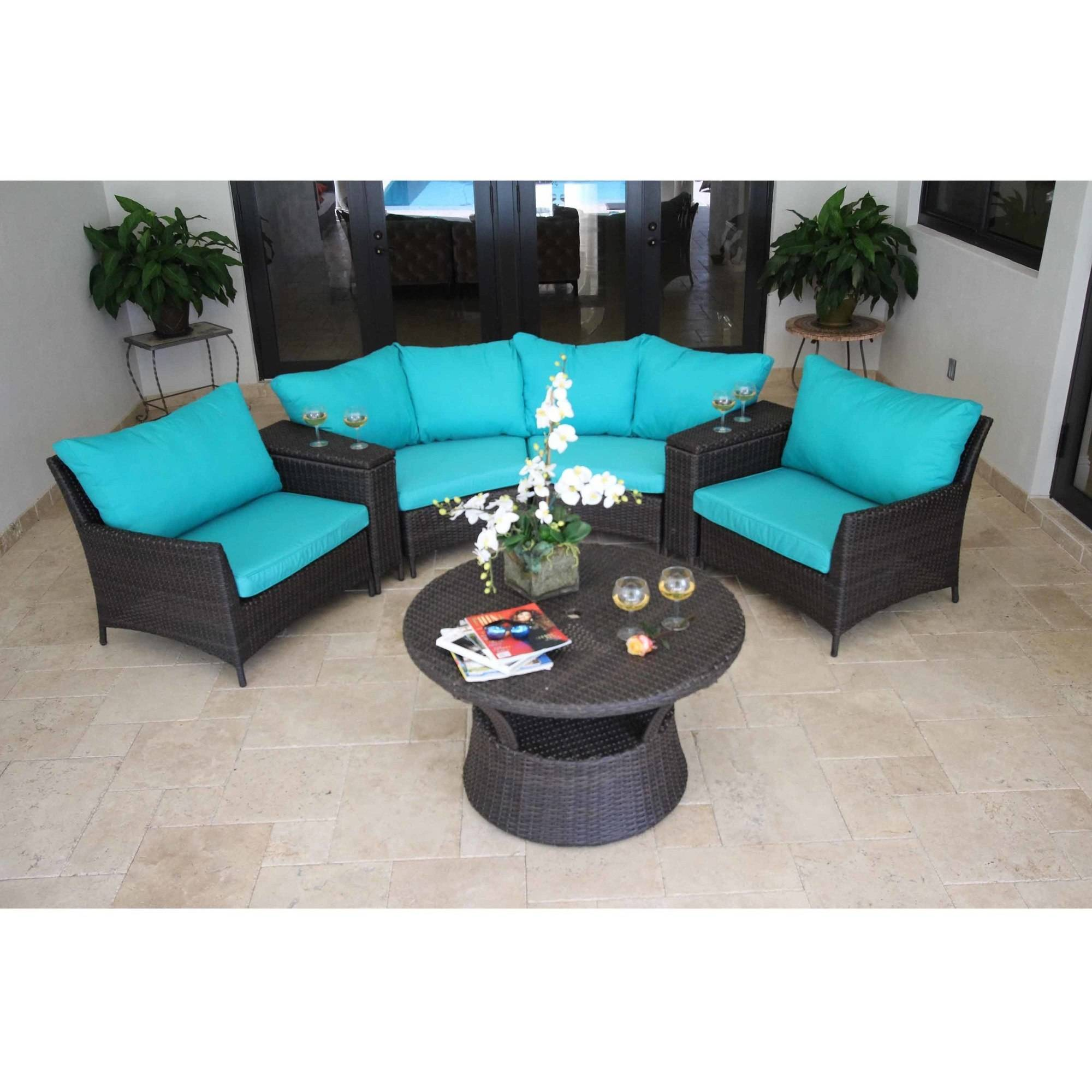 Fratellino 7-Piece Sectional Seating Set
