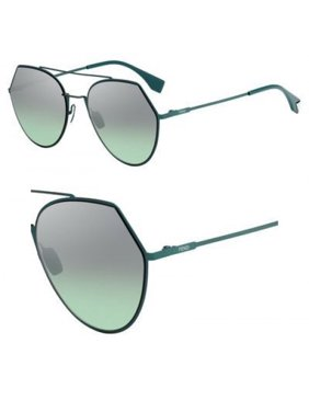 9f0a0f46e5798 Free shipping. Product Image Sunglasses Fendi Ff 194  S 01ED Green   GY  brown gold mirror lens