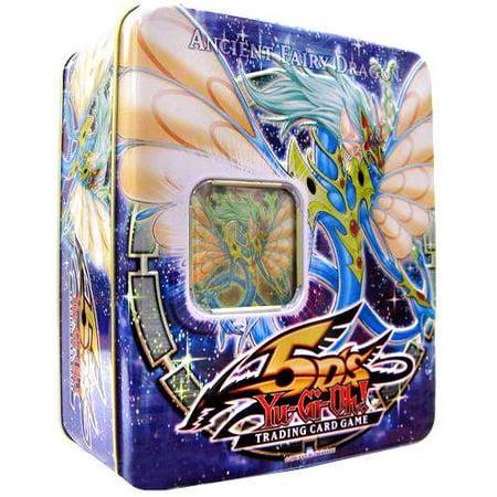YuGiOh 2009 Collector Tin Ancient Fairy Dragon Collector Tin