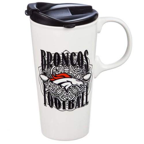 Team Sports America NFL Mandala Perfect Travel Mug