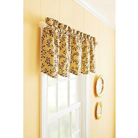 Better Homes And Gardens Tuscan Retreat Kitchen Tiers Set Of 2 Or Valance