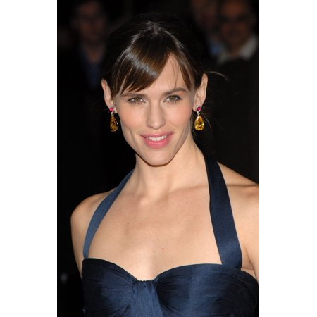 Jennifer Garner At Arrivals For The 2008 National Board Of Review Of Motion Picture Awards Gala Rolled Canvas Art     8 X 10