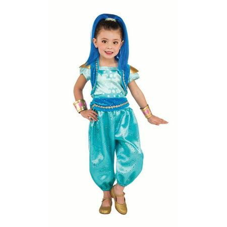Rubies Shine Girls Halloween Costume - 4-person Girl Halloween Costumes