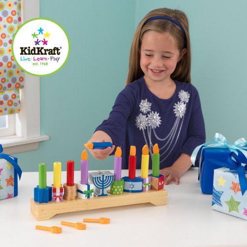 KidKraft Childrens Menorah - 62907