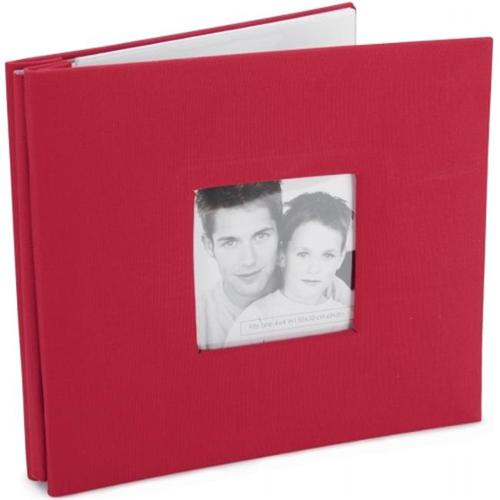 Mbi 8028-13 Fashion Fabric Postbound Album 8 x 8 Inch