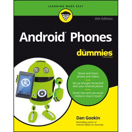 Android Phones for Dummies - Life Size Dummy