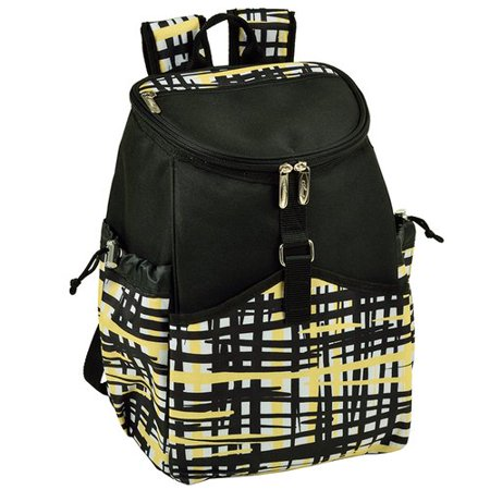 Picnic at Ascot Paris Insulated Backpack Cooler