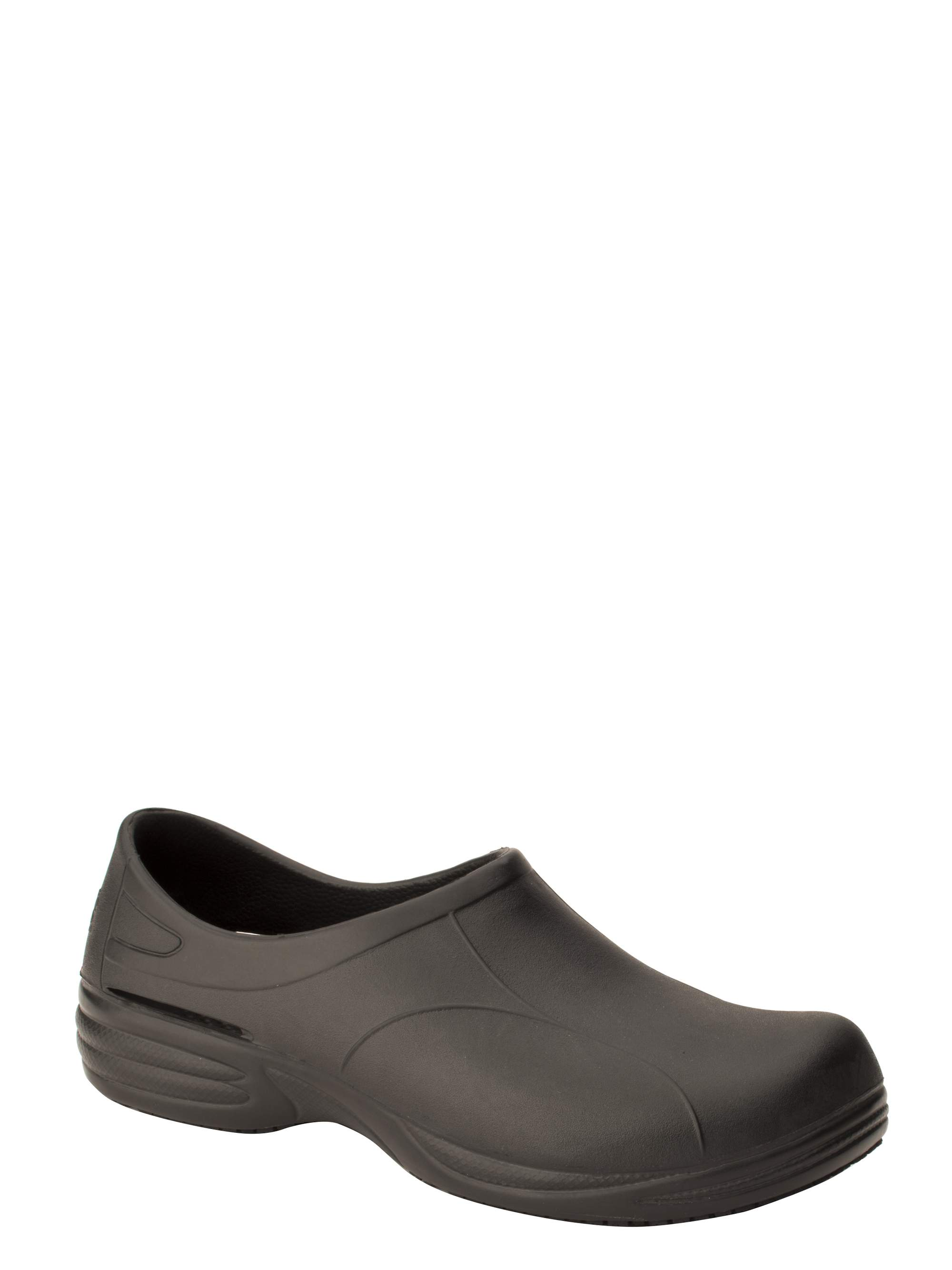 Click here to buy Tredsafe Unisex Pepper Slip-Resistant Clog by HYI.