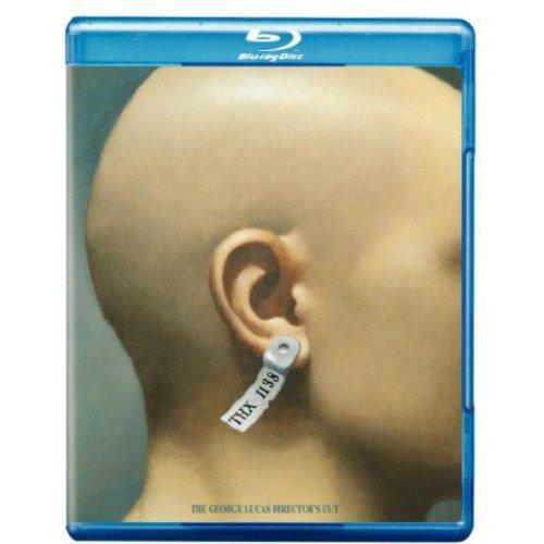 THX 1138 (Director's Cut) (Blu-ray) (Widescreen)