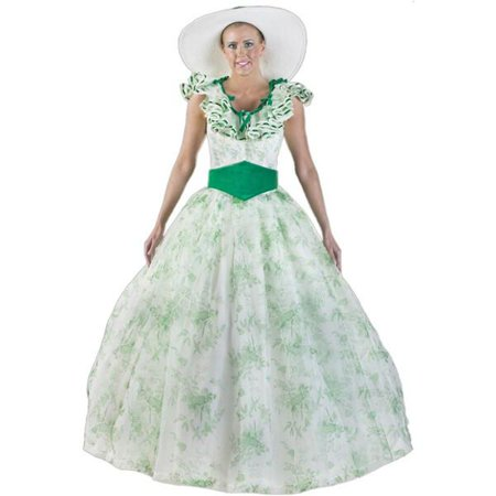 Adult Authentic Scarlet Ohara Theater Costume](Scarlett Ohara Costumes)