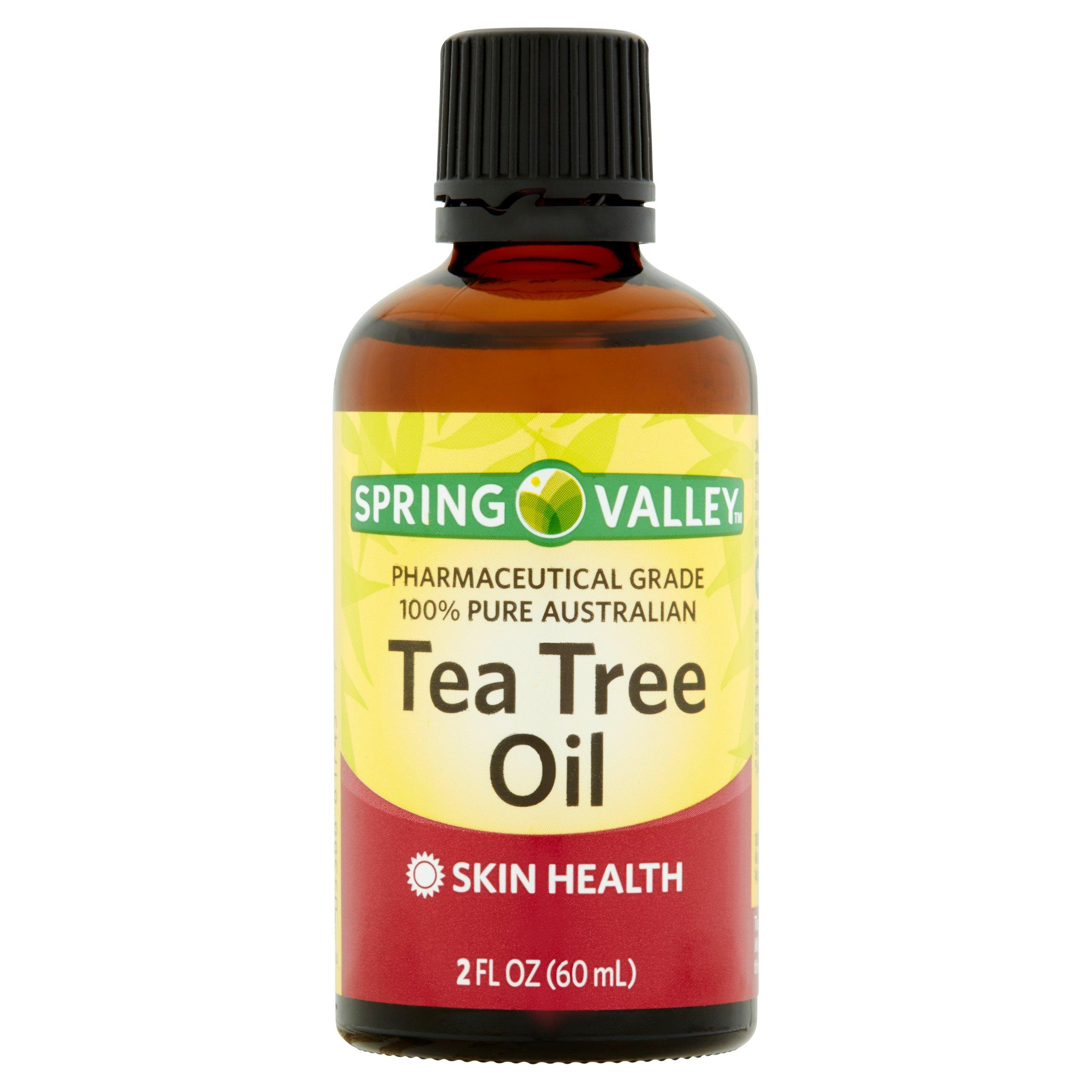Spring Valley Tea Tree Oil 2fl oz