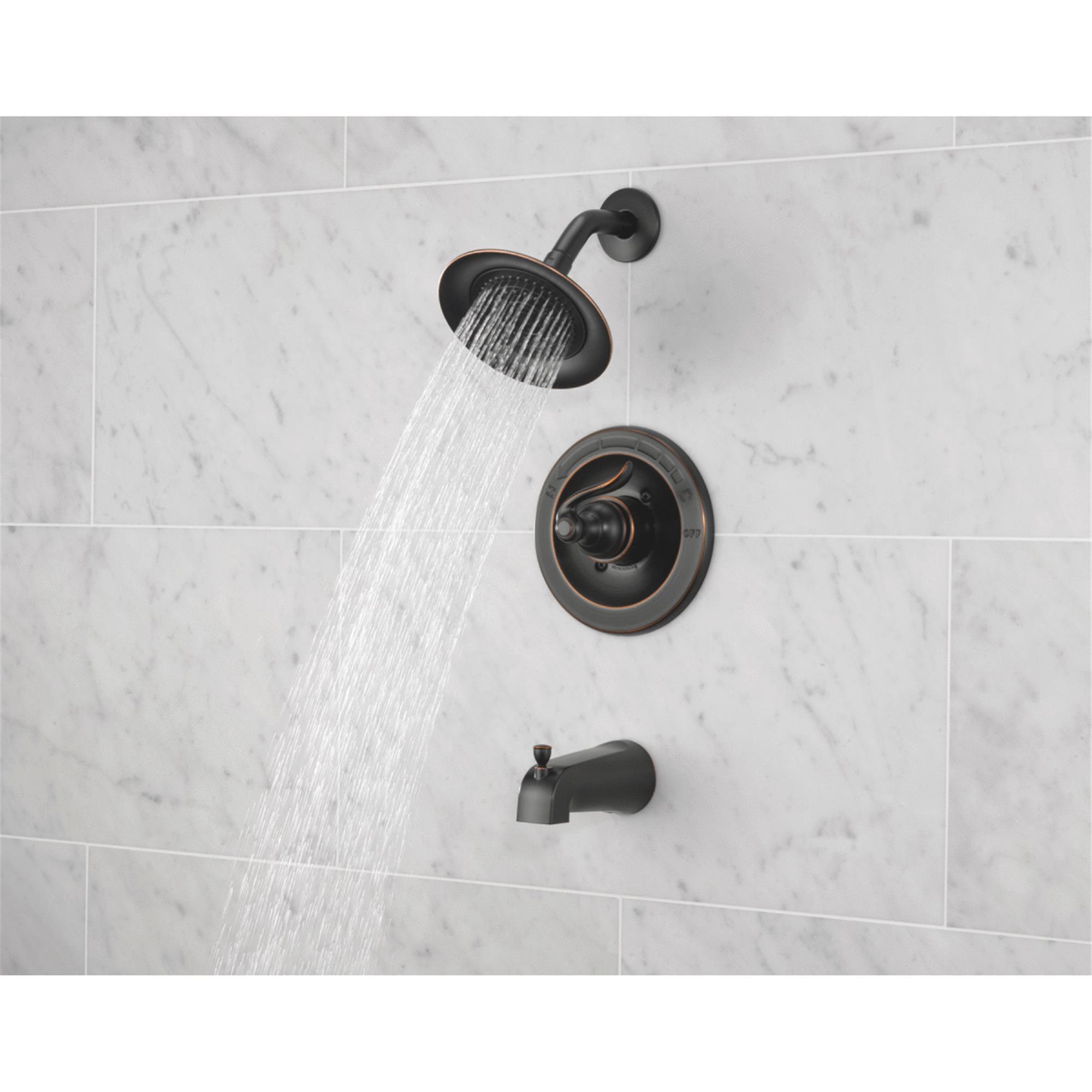 Delta Windemere Tub & Shower Faucet
