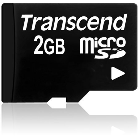 2GB TS2GUSDC MICRO SD NO BOX